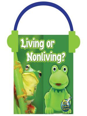 cover image of Living or Nonliving?