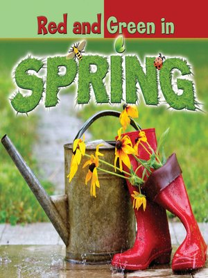 cover image of Red and Green in Spring