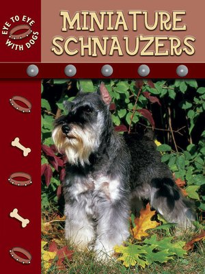 cover image of Miniature Schnauzer