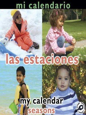 cover image of Las estaciones (My Calendar: Seasons)