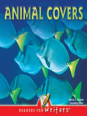 cover image of Animal Covers
