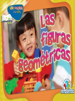 cover image of Las figuras geométricas (The Shape Song)