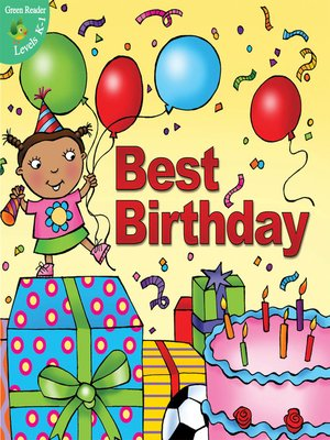 cover image of Best Birthday