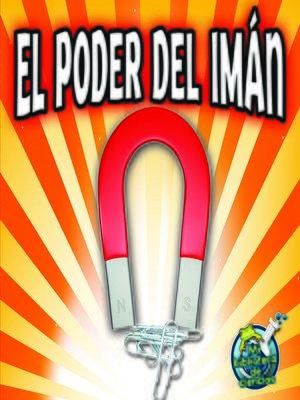 cover image of El poder del imán