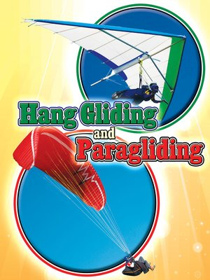 cover image of Hang Gliding and Paragliding