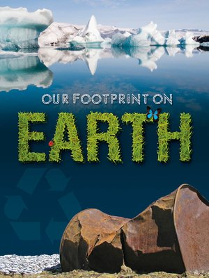 cover image of Our Footprint on Earth