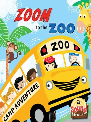 cover image of Zoom to the Zoo
