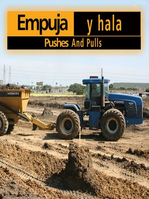 cover image of Empuja y hala (Pushes and Pulls)