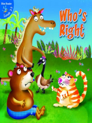 cover image of Who's Right