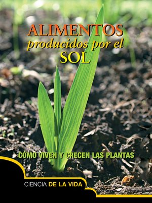 cover image of Alimentos producidos por el sol (Food from the Sun)