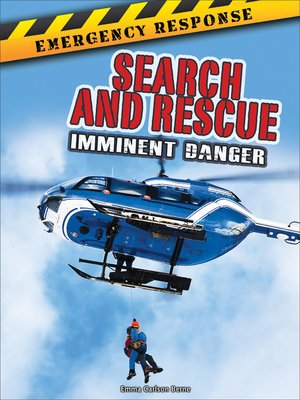 cover image of Search and Rescue