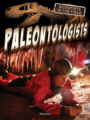 cover image of Paleontologists