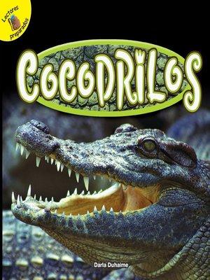 cover image of Cocodrilos (Crocodiles)