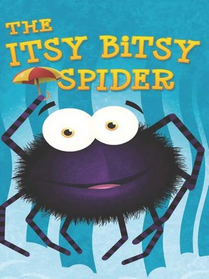 cover image of Itsy Bitsy Spider