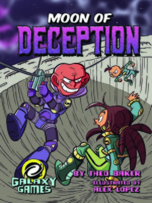 cover image of Moon of Deception