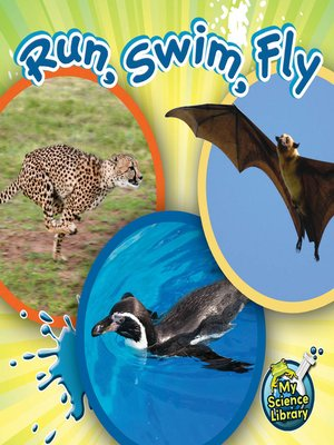 cover image of Run, Swim, Fly