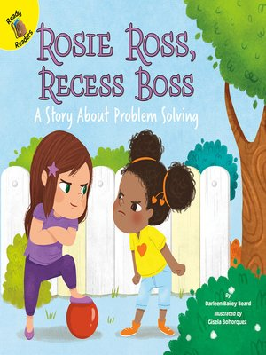 cover image of Rosie Ross, Recess Boss