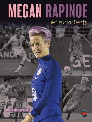 cover image of Megan Rapinoe