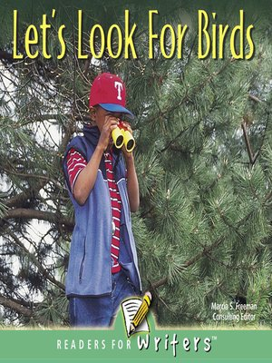 cover image of Let's Look for Birds