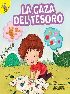 cover image of La caza del tesoro