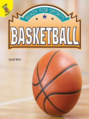 cover image of Ready for Sports Basketball, Grades PK - 2