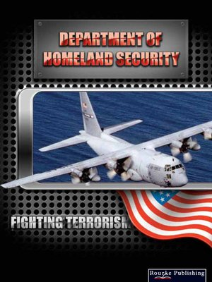 cover image of Department of Homeland Security