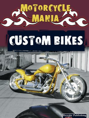 cover image of Custom Bikes