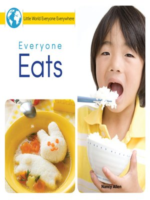 cover image of Everyone Eats