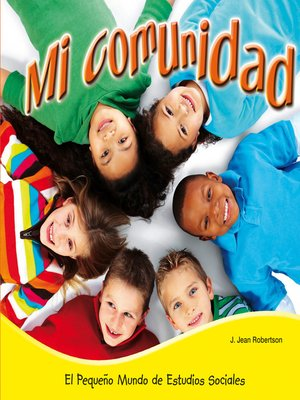 cover image of Mi comunidad