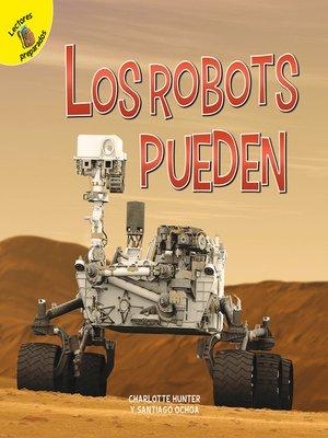 cover image of Los robots pueden