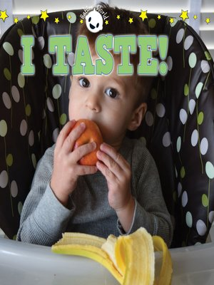 cover image of I Taste!