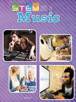 cover image of STEM Jobs in Music