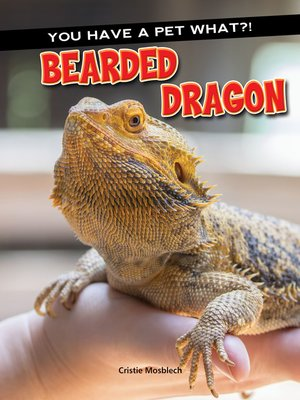 cover image of Bearded Dragon