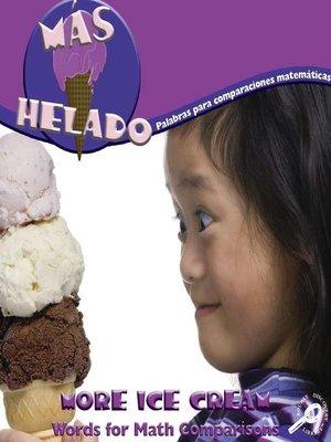 cover image of Más helado