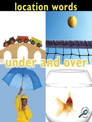 cover image of Under and Over