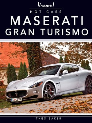 cover image of Maserati Gran Turismo