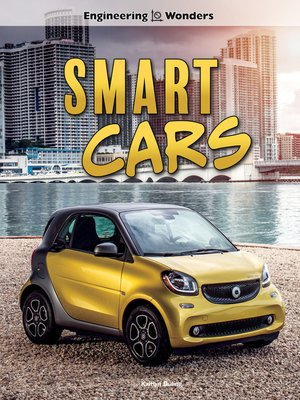 cover image of Smart Cars, Grades 4 - 8