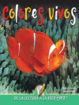cover image of Colores Vivos (Living Colors) (Spanish-Readers for Writers-Emergent)