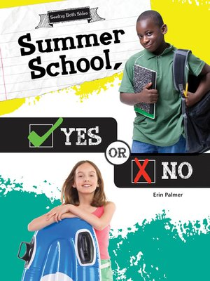 cover image of Summer School, Yes or No