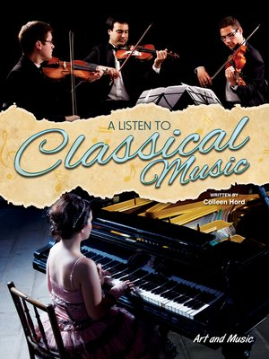 cover image of A Listen to Classical Music