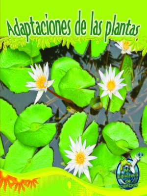 cover image of Adaptaciones de las plantas