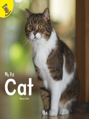 cover image of My Pet Cat