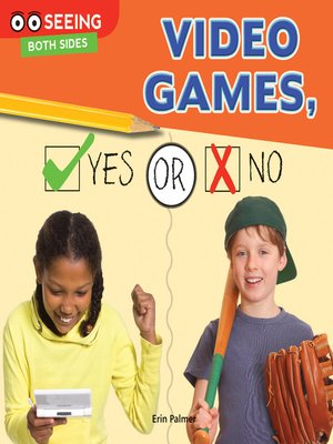 cover image of Video Games, Yes or No