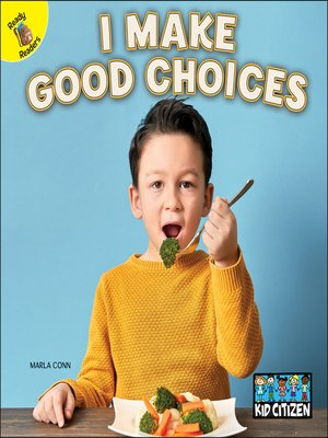 cover image of I Make Good Choices