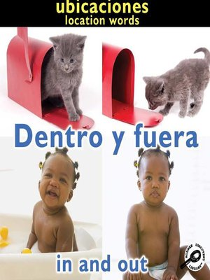 cover image of Dentro y fuera (In and Out: Location Words)