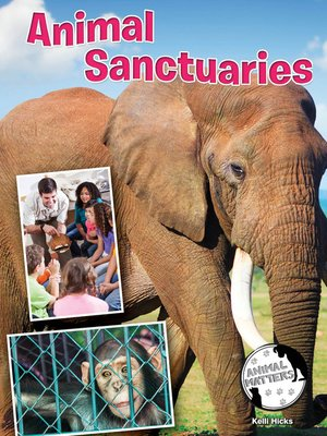 cover image of Animal Sanctuaries