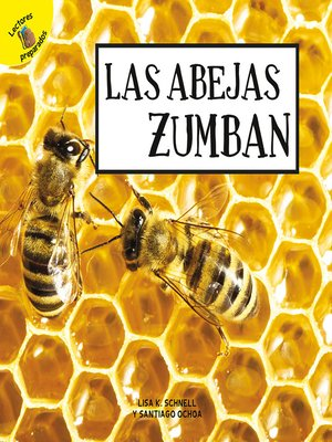 cover image of Las abejas zumban