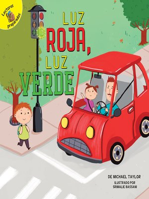 cover image of Luz roja, luz verde (Red Light, Green Light)