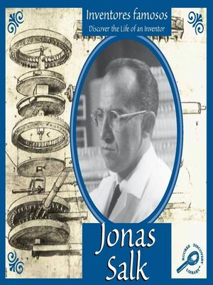 cover image of Jonas Salk (Spanish/English)