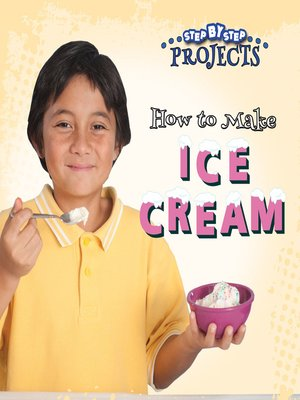 cover image of How to Make Ice Cream